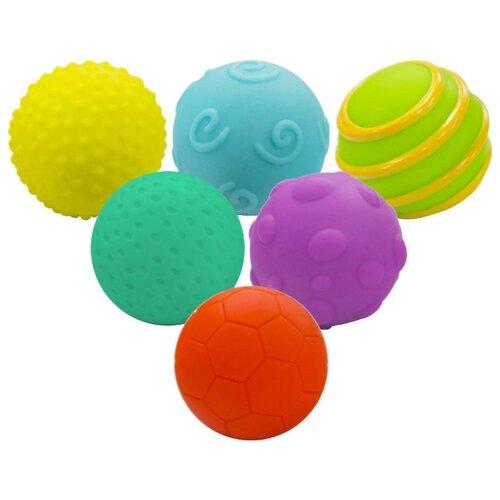 Мяч Little hero с рельефной поверхностью