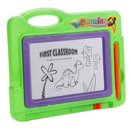 Доска для рисования детская First Classroom с карандашом (Н32697)