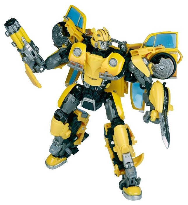 Трансформер Hasbro Transformers Бамблби Эксклюзив (Трансформеры 6) E0835