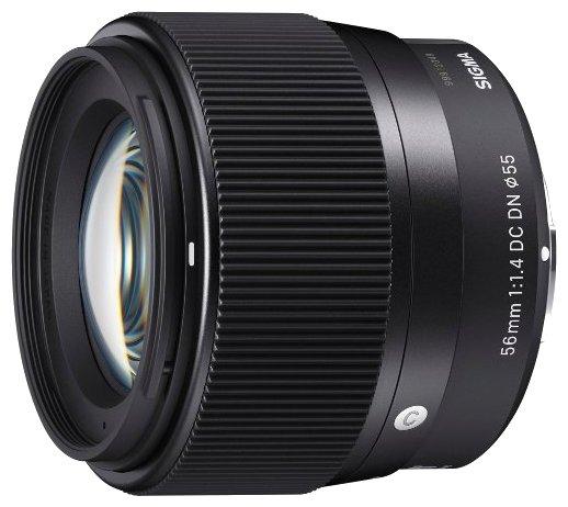 Объектив Sigma 56mm f/1.4 DC DN Contemporary Sony E
