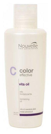 Nouvelle Color Effective Восстанавливающее масло для волос