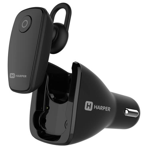 Bluetooth-гарнитура HARPER HBT-1723 черный