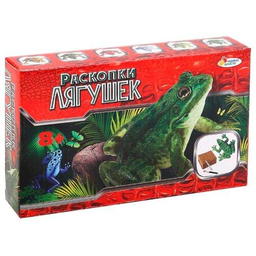 Купить Набор для раскопок Играем вместе Раскопки лягушек (666-661-RU), Наборы для исследований