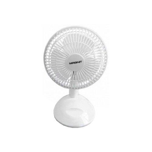 Настольный вентилятор MAGNIT ROF-4341, белый