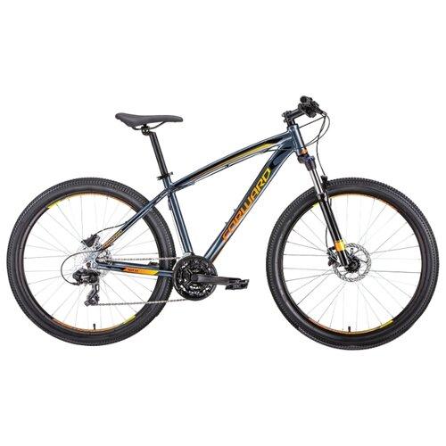 Горный (MTB) велосипед FORWARD Next 27.5 3.0 Disc (2019) серый 15
