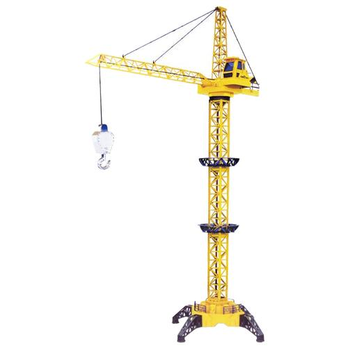 Подъемный кран ABtoys Спецтехника (C-00224) желтыйРадиоуправляемые игрушки<br>
