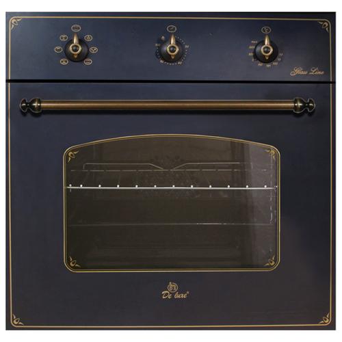 Электрический духовой шкаф Electronicsdeluxe 6006.03эшв-062