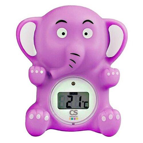 Электронный термометр CS Medica KIDS CS-81e фиолетовый термометр электронный amrus enterprises amdt 13