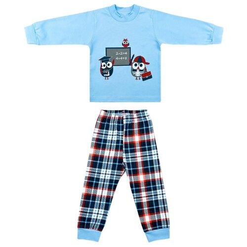 Пижама LEO размер 116, синийДомашняя одежда<br>