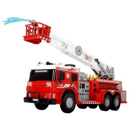 Пожарный автомобиль Dickie Toys 3719003 61 см красный цена 2017