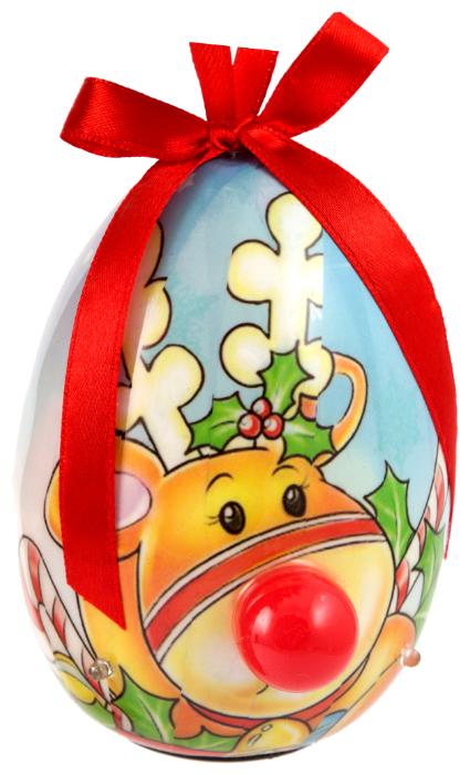 Елочная игрушка Русские подарки Олененок (171842)