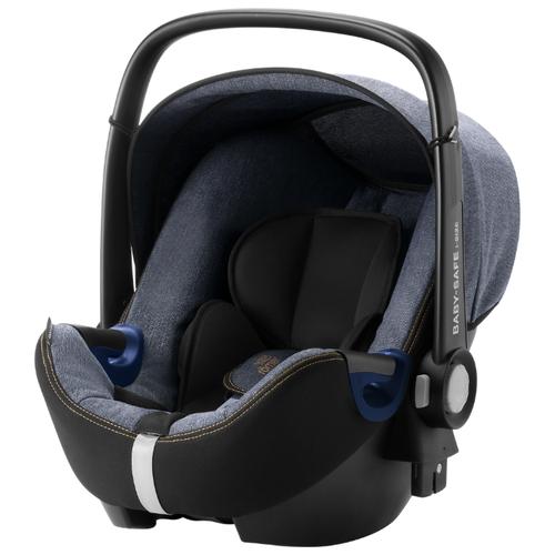 Купить Автокресло-переноска группа 0+ (до 13 кг) BRITAX ROMER Baby-Safe2 i-Size, Blue Marble, Автокресла