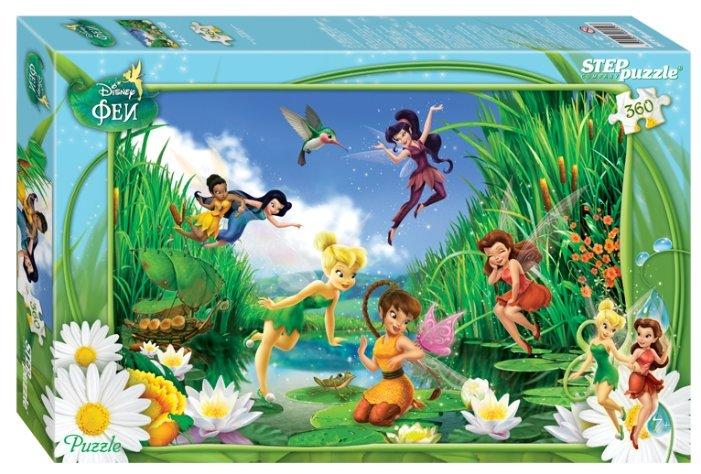 Пазл Step puzzle Disney Феи (96010), 360 дет.
