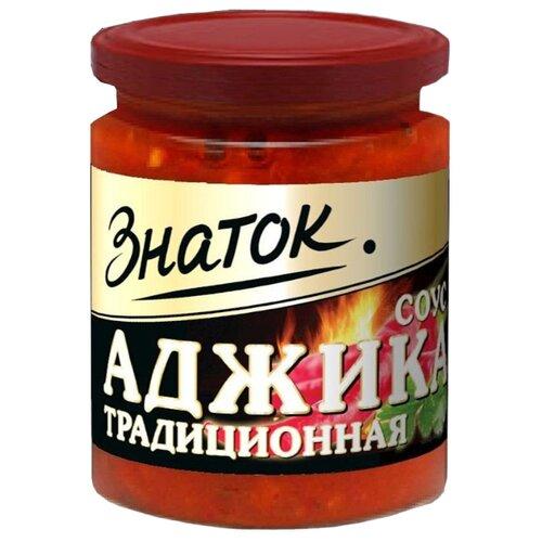 Аджика Знаток Традиционная, 170 г