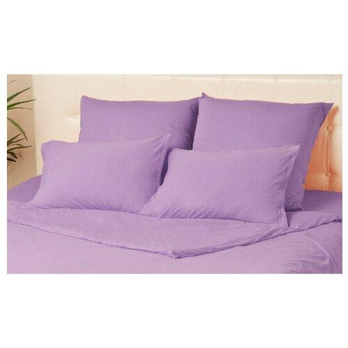 Комплект наволочек Kupu-Kupu Violett трикотаж, 2 шт. (KHV-77) 70 х 70 см сиреневый