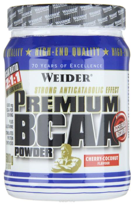 BCAA Weider Premium BCAA Powder (500 г)