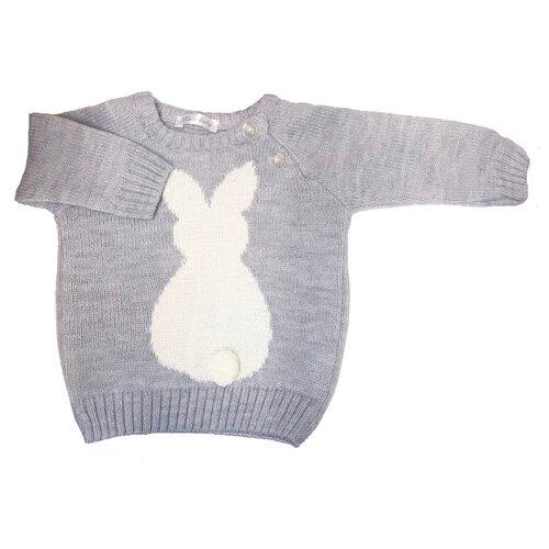 Джемпер Linas Baby размер 68 (3-6), серыйДжемперы и толстовки<br>