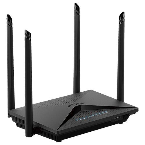 Купить Wi-Fi роутер D-link DIR-853 черный