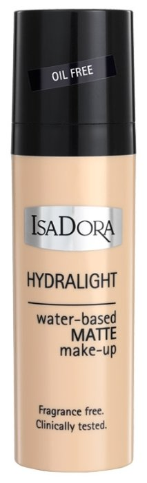 IsaDora Тональный крем Hydralight 30 мл