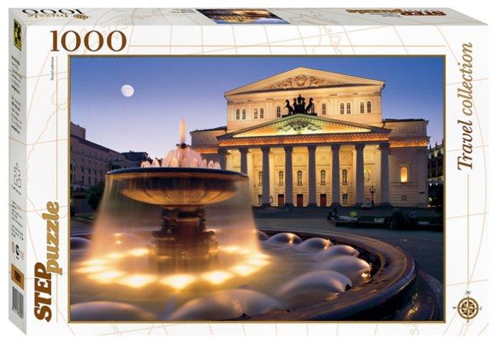 Пазл Step puzzle Большой театр Москва (79061), 1000 дет.