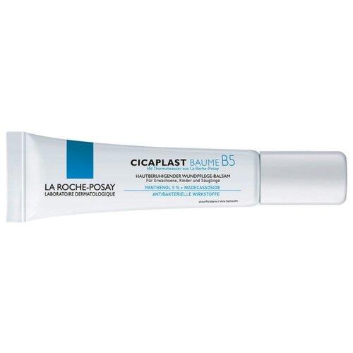La Roche-Posay Cicaplast Baume B5 Успокаивающий мультивосстанавливающий бальзам для лица, тела и губ, 15 мл мазь cicaplast baume b5 цена