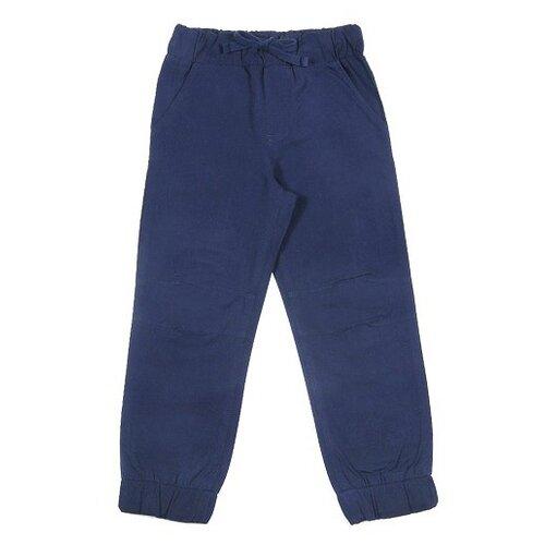Брюки cherubino размер (110)-60, темно-синийБрюки<br>