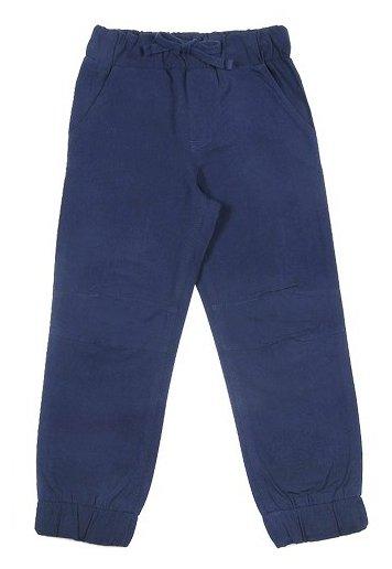 Брюки cherubino размер (110)-60, темно-синий