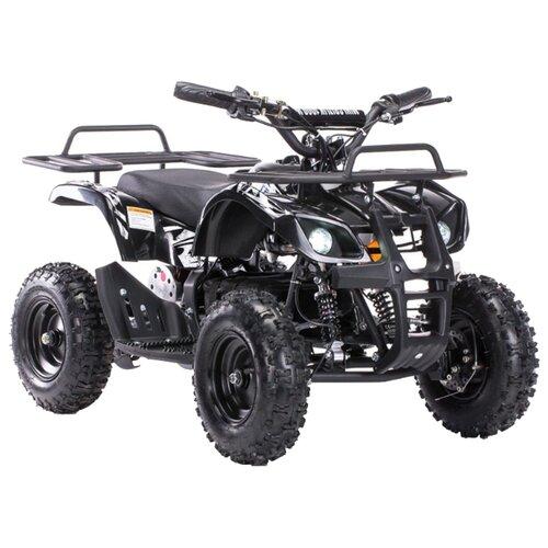 Купить MOTAX Квадроцикл Mini Grizlik X-16 800W, черный, Электромобили