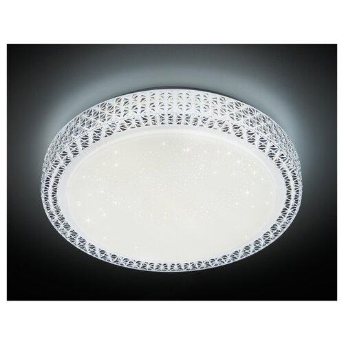 Светильник светодиодный Ambrella light F86 WH 72W D500 ORBITAL, LED, 72 Вт iproled 72w dia 63cm switch control cct dimmable 6pcs clouds design led ceiling light