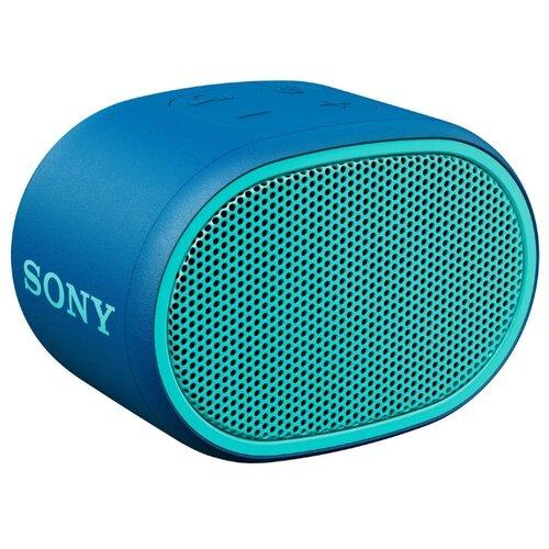 цена на Портативная акустика Sony SRS-XB01 синий