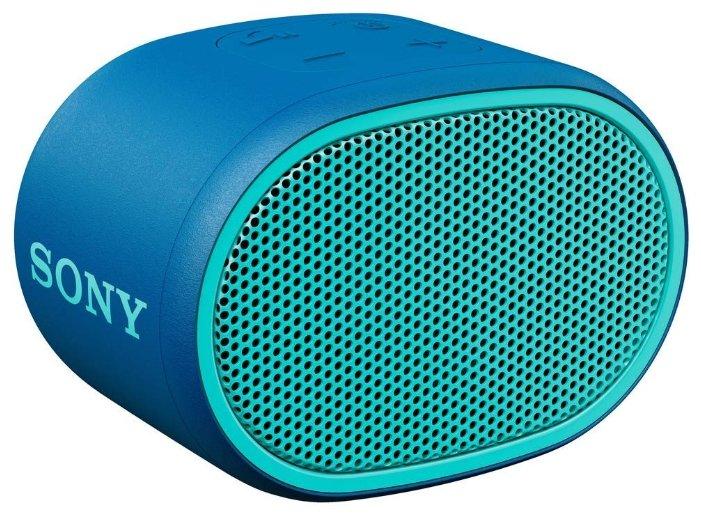 Портативная акустика Sony SRS-XB01 красный