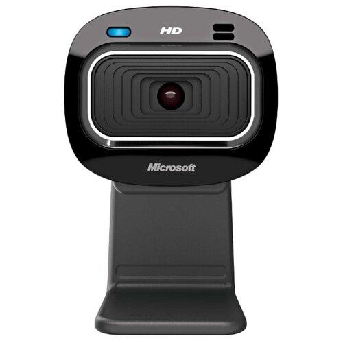 Веб-камера Microsoft LifeCam HD-3000 (T4H-00004) черный