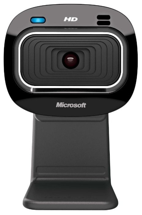 Камера web Microsoft hd-3000 usb for business (t4h-00004/T3H-00004)