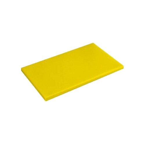 Фото - Разделочная доска Paderno 42538, 53х32.5 см, желтый разделочная доска paderno 42538 53х32 5 см коричневый