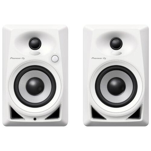 Купить Акустическая система Pioneer DJ DM-40 white