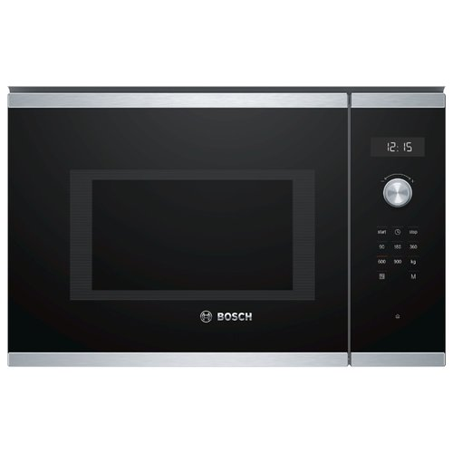 цена на Микроволновая печь встраиваемая Bosch BFL554MS0