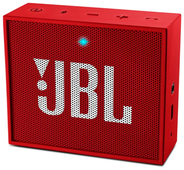 Портативная акустика JBL GO Black (JBLGOBLK)