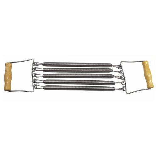 цена на Эспандер плечевой Indigo IR 97702W 60 см бежевый