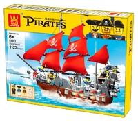 8ac2db4d8209 Конструктор Cobi Pirates 6016 Пиратский корабль - купить недорого в ...