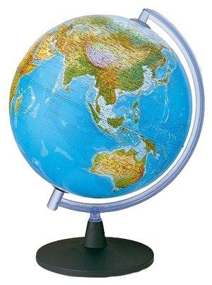 Глобус физический диаметр 30 см Nova Rico ГЕО 30 СМ