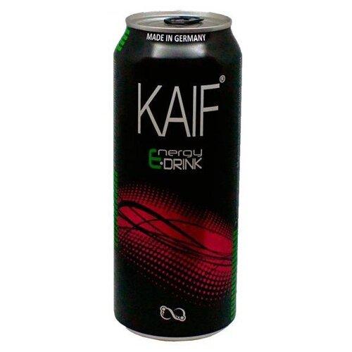 Энергетический напиток KAIF, 0.5 лЭнергетические напитки<br>