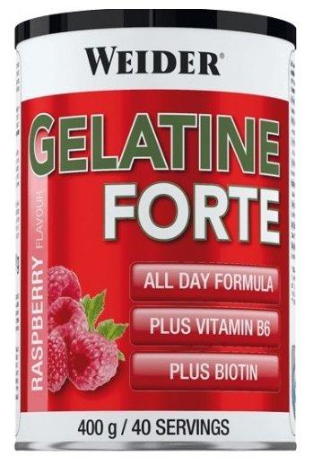 Препарат для укрепления связок и суставов Weider Gelatine Forte 400 г
