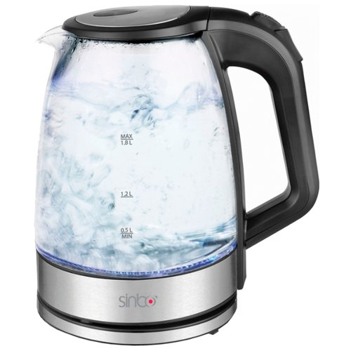 Чайник Sinbo SK-7390, серебристый sinbo sinbo sk 7323