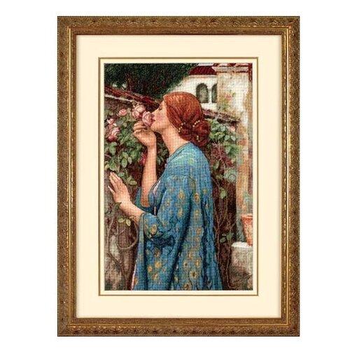 Купить Dimensions Набор для вышивания крестиком Душа Розы 28 х 41 см (35210), Наборы для вышивания