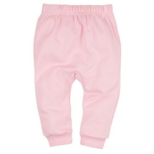Ползунки Bossa Nova размер 86, розовый  - купить со скидкой
