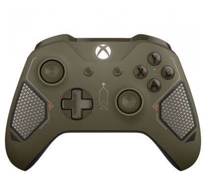 Microsoft Геймпад Microsoft Xbox One Wireless Controller Combat Tech