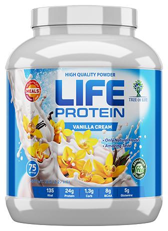 Протеин Tree of Life Life Protein (2270 г) — купить по выгодной цене на Яндекс.Маркете