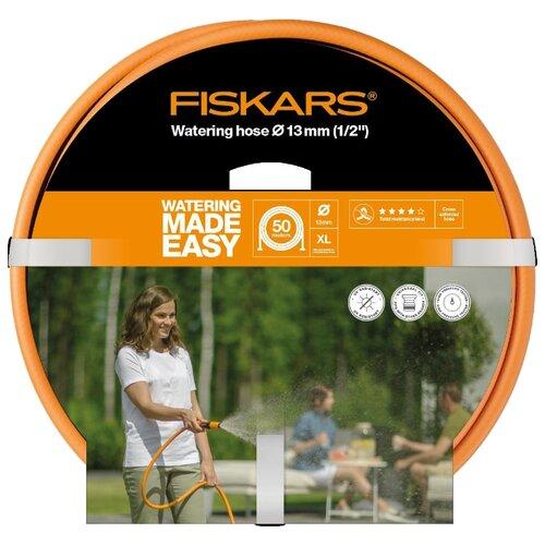 """Шланг FISKARS Q4 1/2"""" 50 метров оранжевый"""