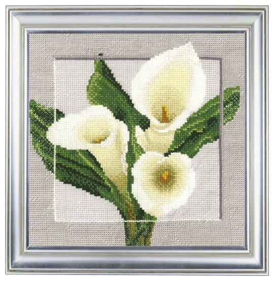 Сделай своими руками Набор для вышивания крестиком Символы. Счастье 15 x 21 см (С-16)