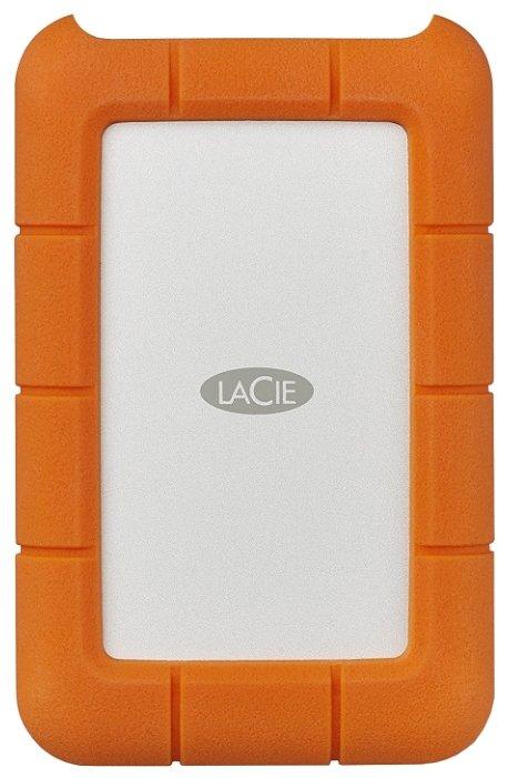 Внешний HDD Lacie Rugged USB-C 4 ТБ